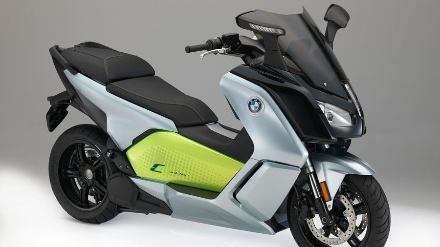 BMW C-EVOLUTION