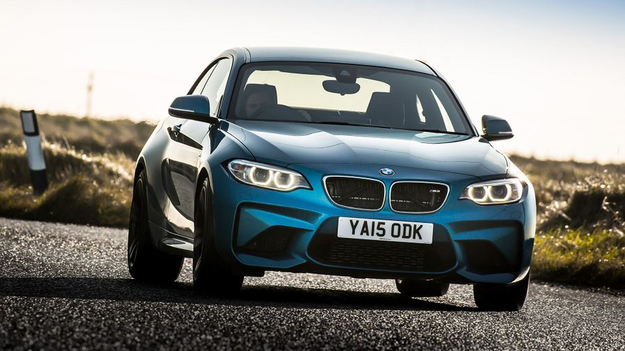 Best coupes - BMW M2