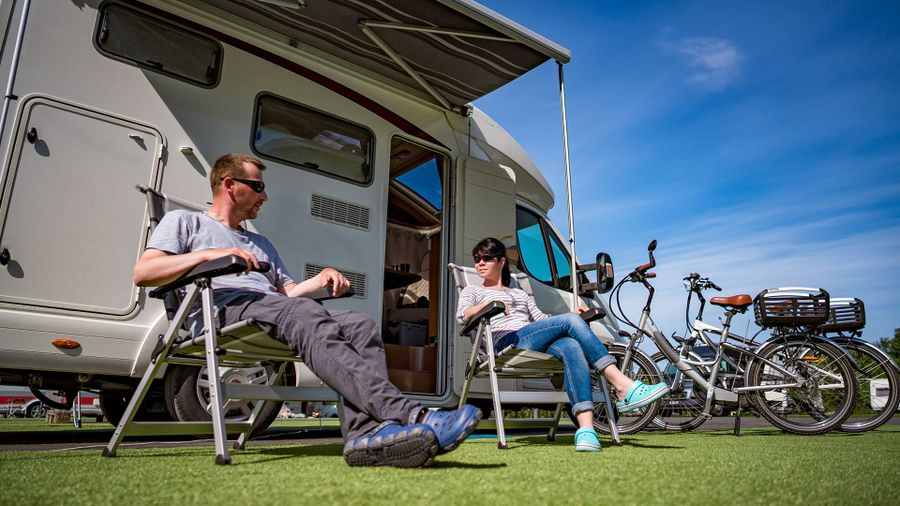 Best Great British campsites for caravanners: Solway Holiday Village