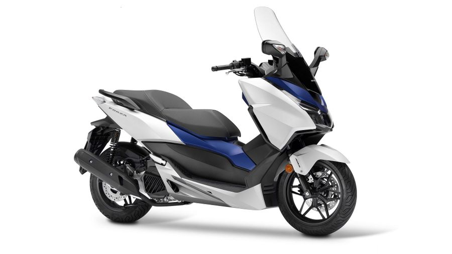The best 125cc scooters - Honda Forza 125