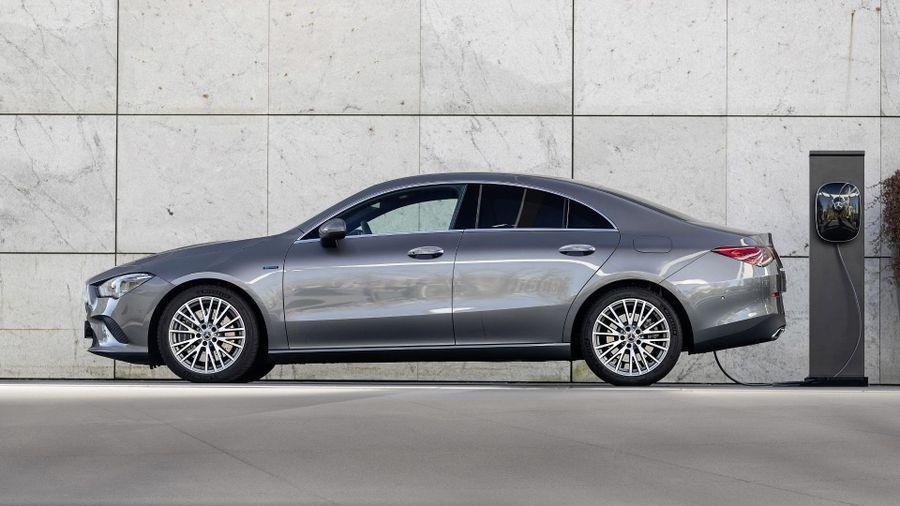 2020 Mercedes-Benz CLA 250 e Coupe