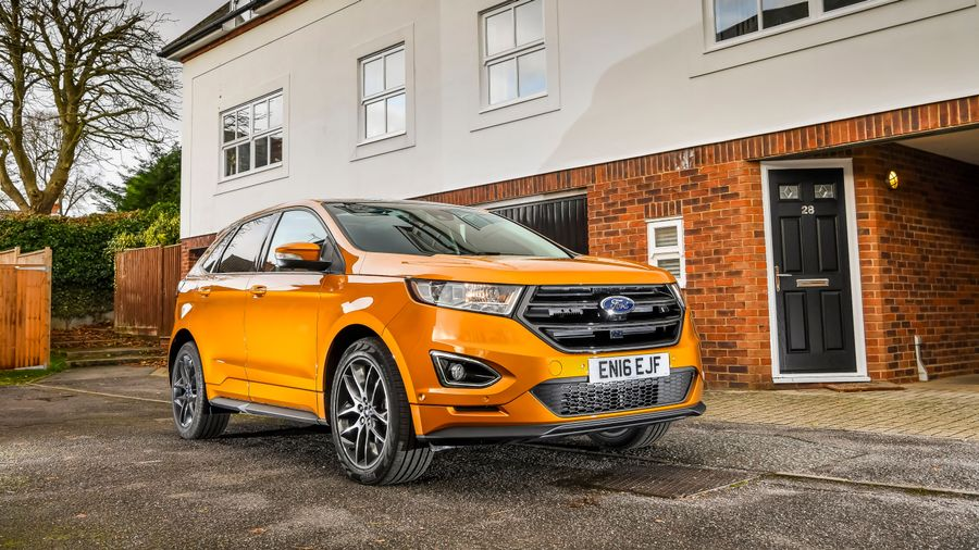 Ford Edge Long Term Test Review Final Report