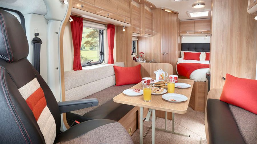 Which Motorhome Layout Is Best For Me Auto Trader Uk