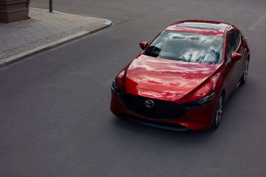 2019's Mazda3