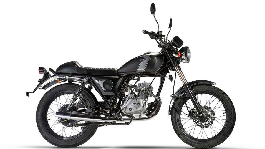 Top 5 50cc bikes: 3. Mash Roadstar 50