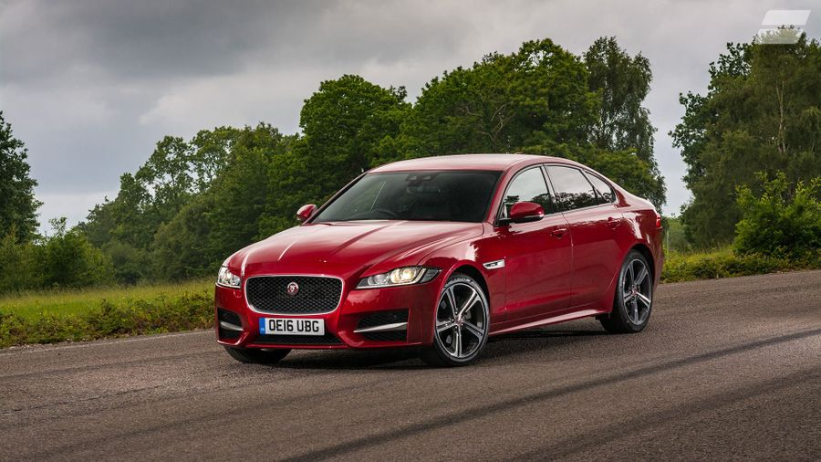 c052a972e670d2 Find out why the Jaguar XF was the overall winner of our 2017 New Car of  the Year award.