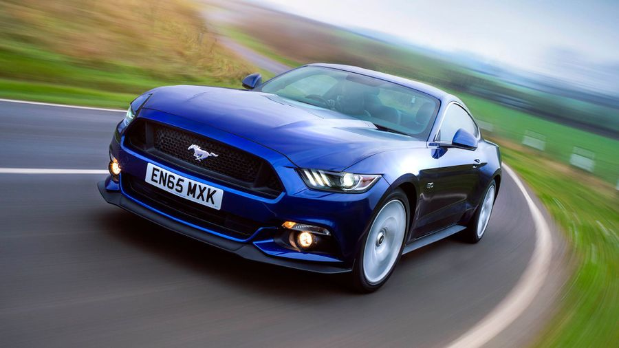 Best coupes - Ford Mustang