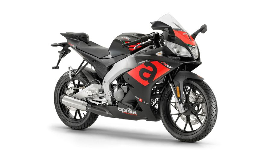 Top 5 50cc bikes: Aprilia RS 50