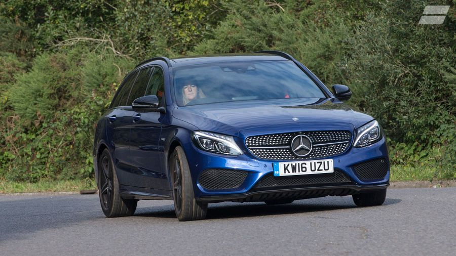 2016 mercedes-amg c43 estate first drive review | auto trader uk