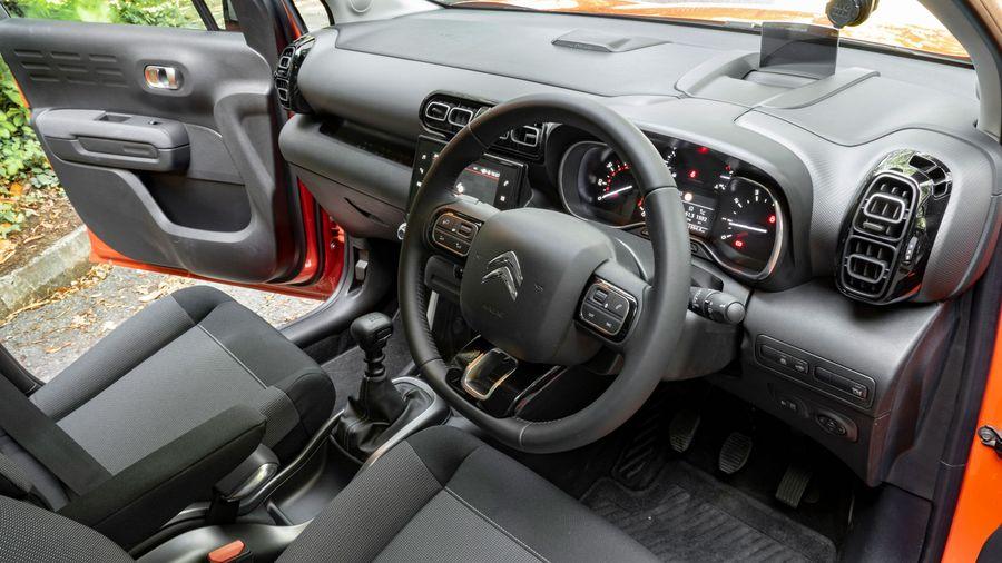 Citroen C3 Dashboard Display