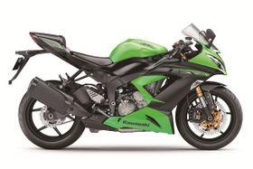 New Kawasaki Ninja ZX-6R 636 ABS Ninja 636 ABS (KRT Perf Ed) for ...