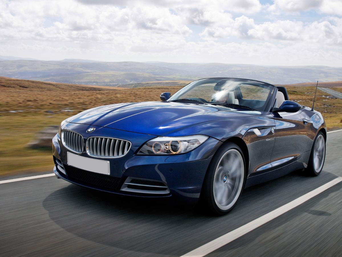 New Used Bmw Z4 Cars For Sale Autotrader