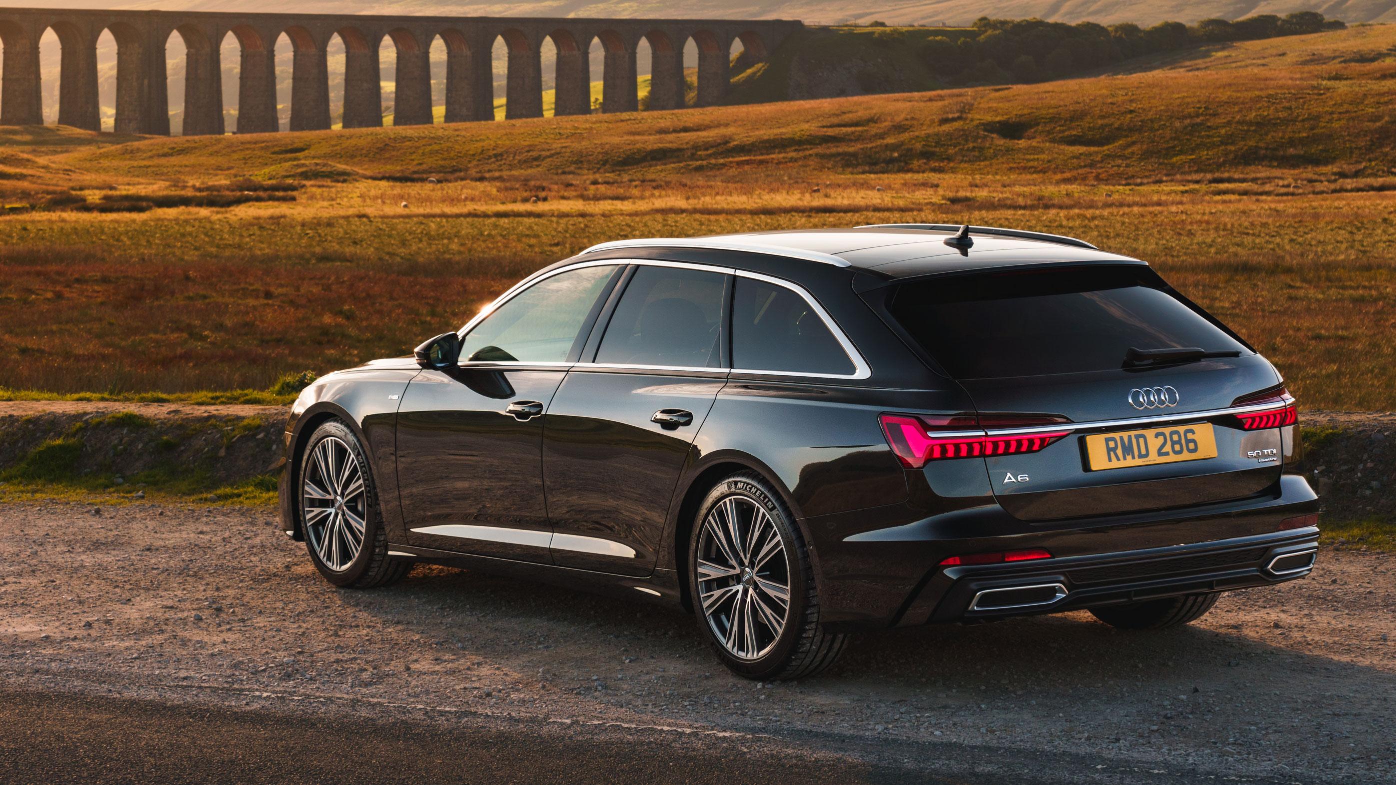 Audi A6 Avant Estate 2018 Review Auto Trader Uk