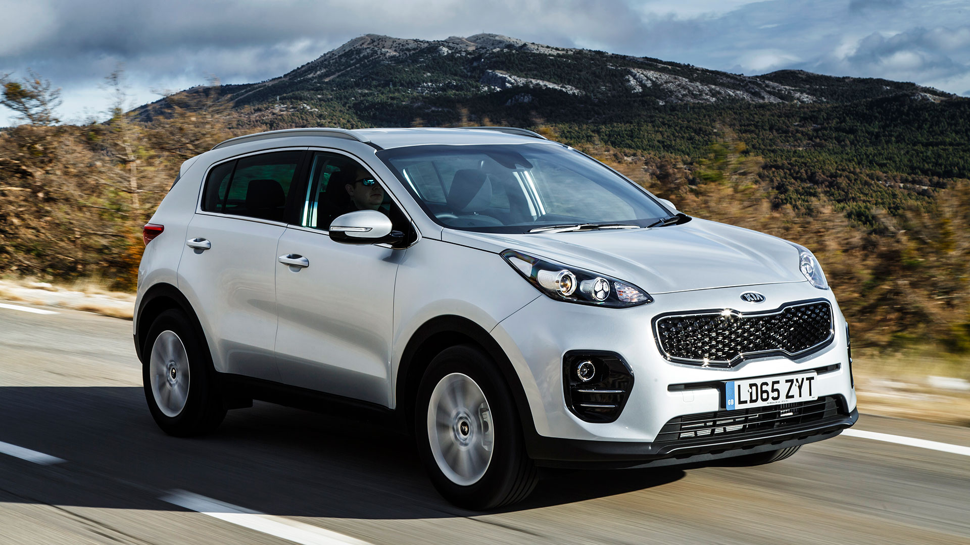 Kia Sportage SUV (2016 - ) Review