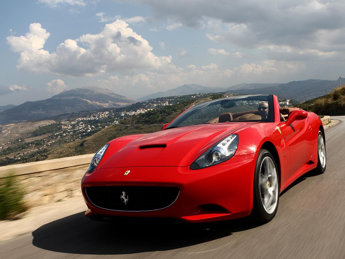 New Used Ferrari California Cars For Sale Autotrader