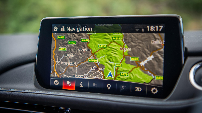 mazda 6 navigation system review