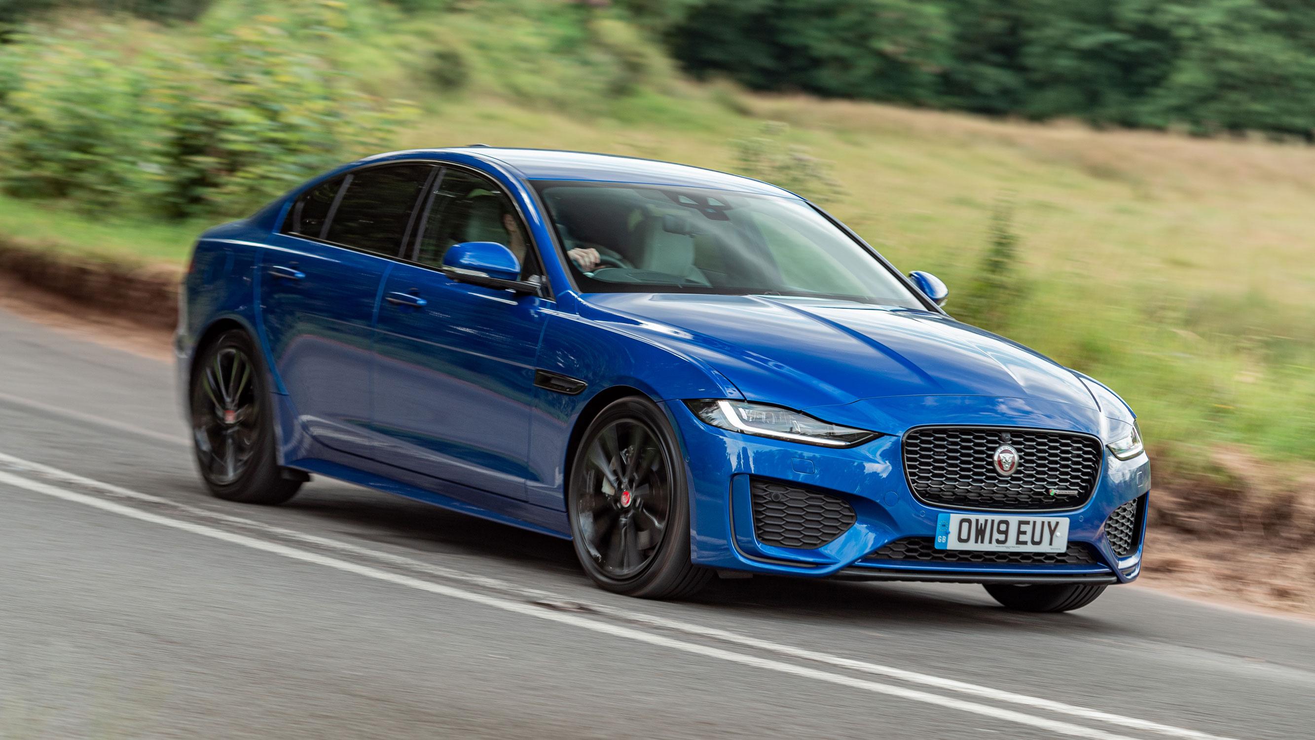 New Used Jaguar Xe Cars For Sale Autotrader