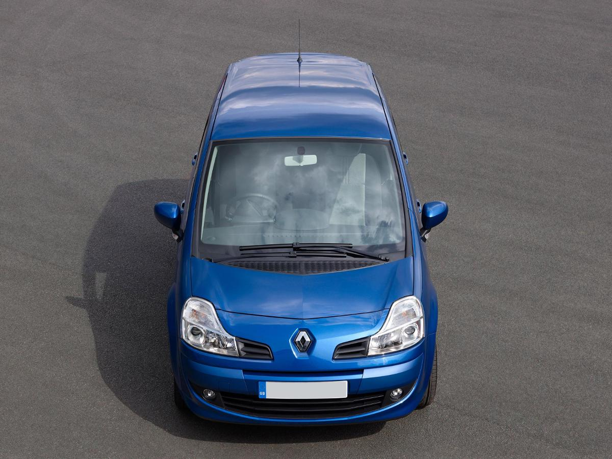 renault modus hatchback 2008 review auto trader uk. Black Bedroom Furniture Sets. Home Design Ideas
