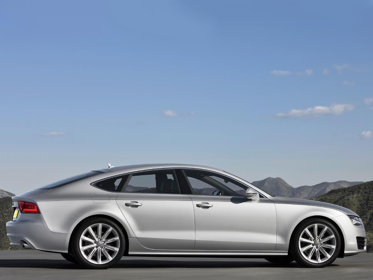 Blue Audi A7 Used Cars For Sale Autotrader Uk
