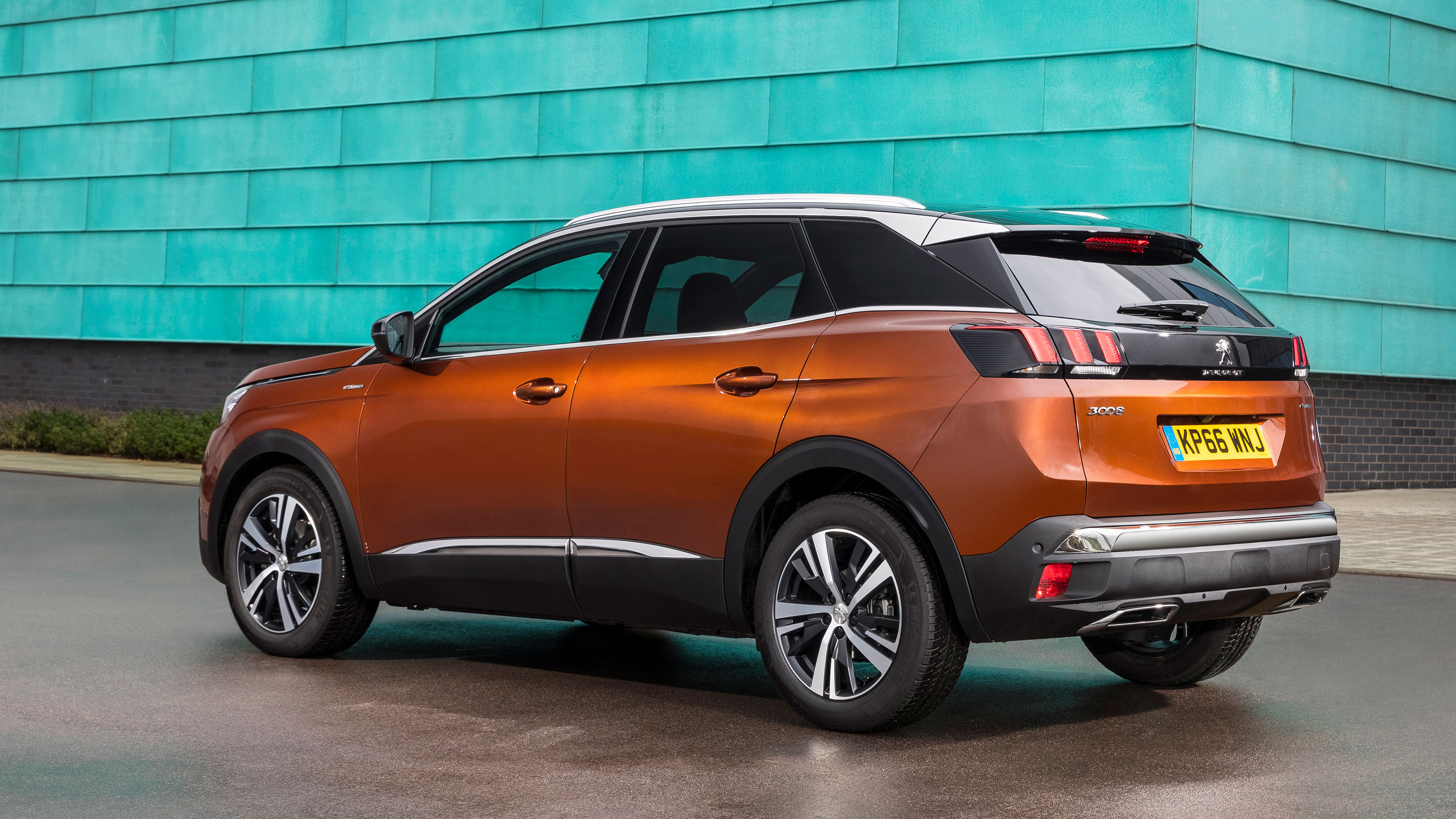 Peugeot 3008 Gt Line Premium Used Cars For Sale On Auto Trader Uk