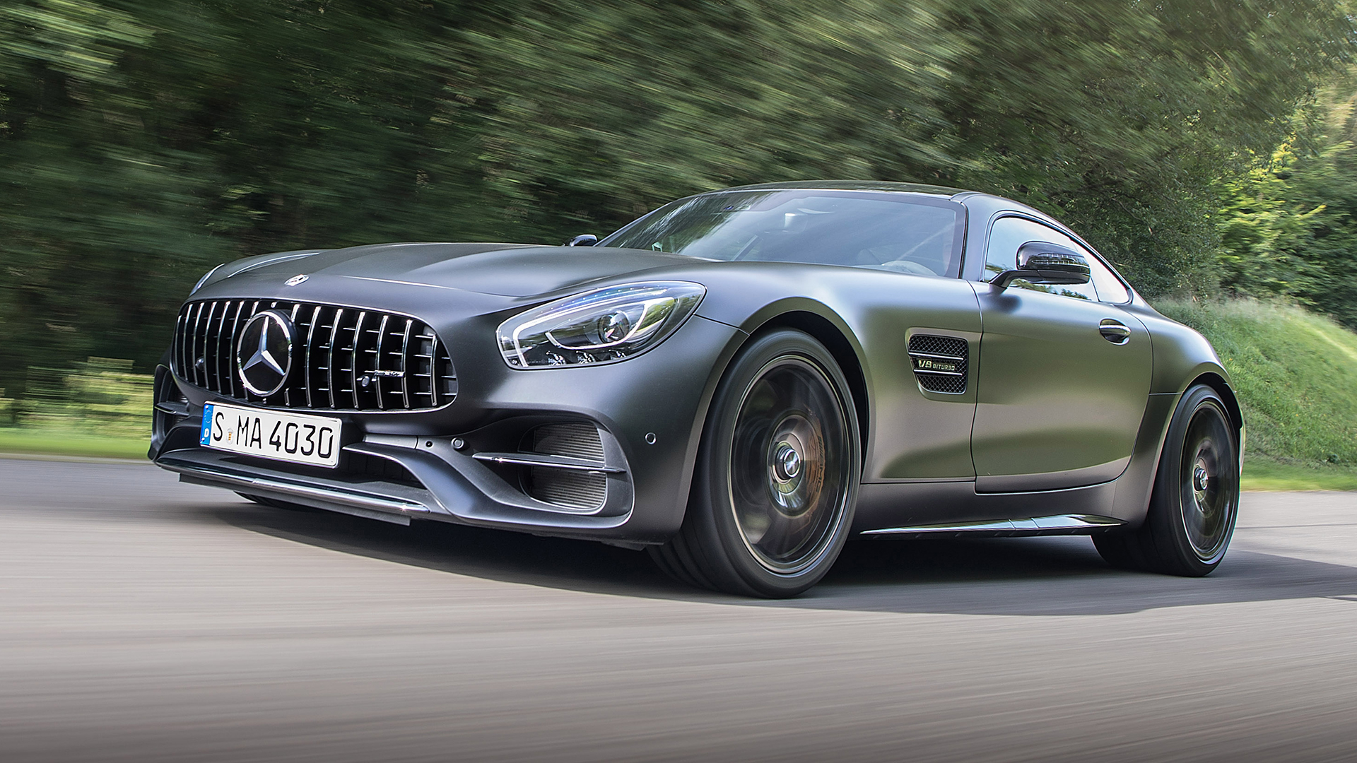 Mercedes Benz Amg Gt C Used Cars For Sale Autotrader Uk