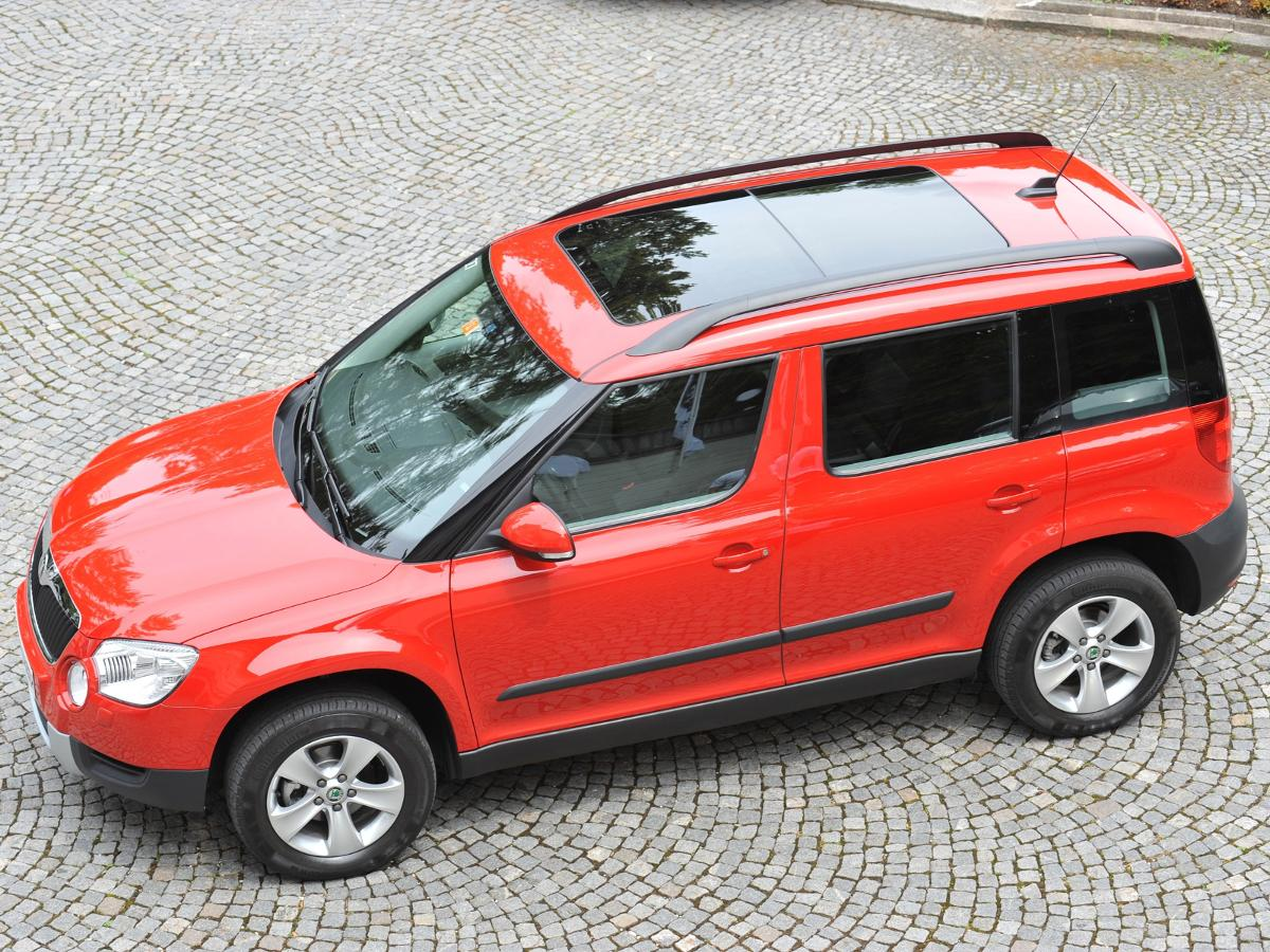 Skoda Yeti Suv 2009 2014 Review Auto Trader Uk
