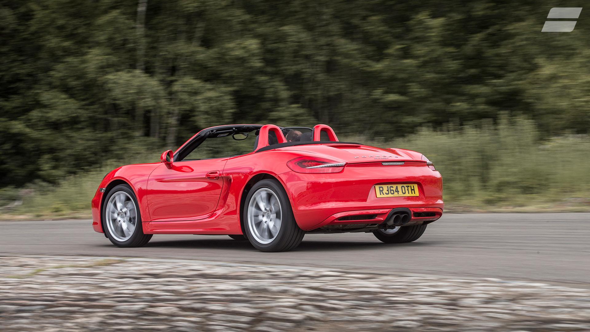 New Used Porsche Boxster Cars For Sale Auto Trader