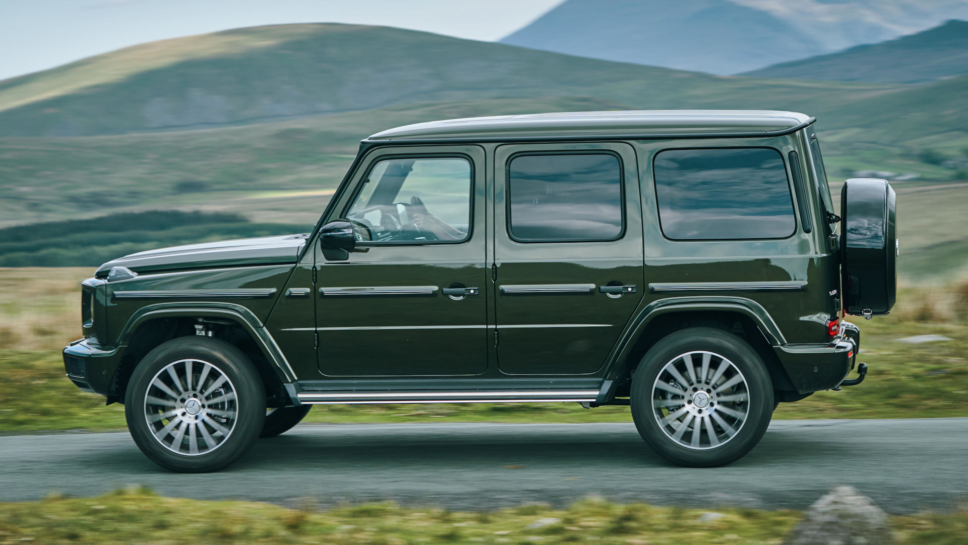 New Used Mercedes Benz G Class Cars For Sale Autotrader