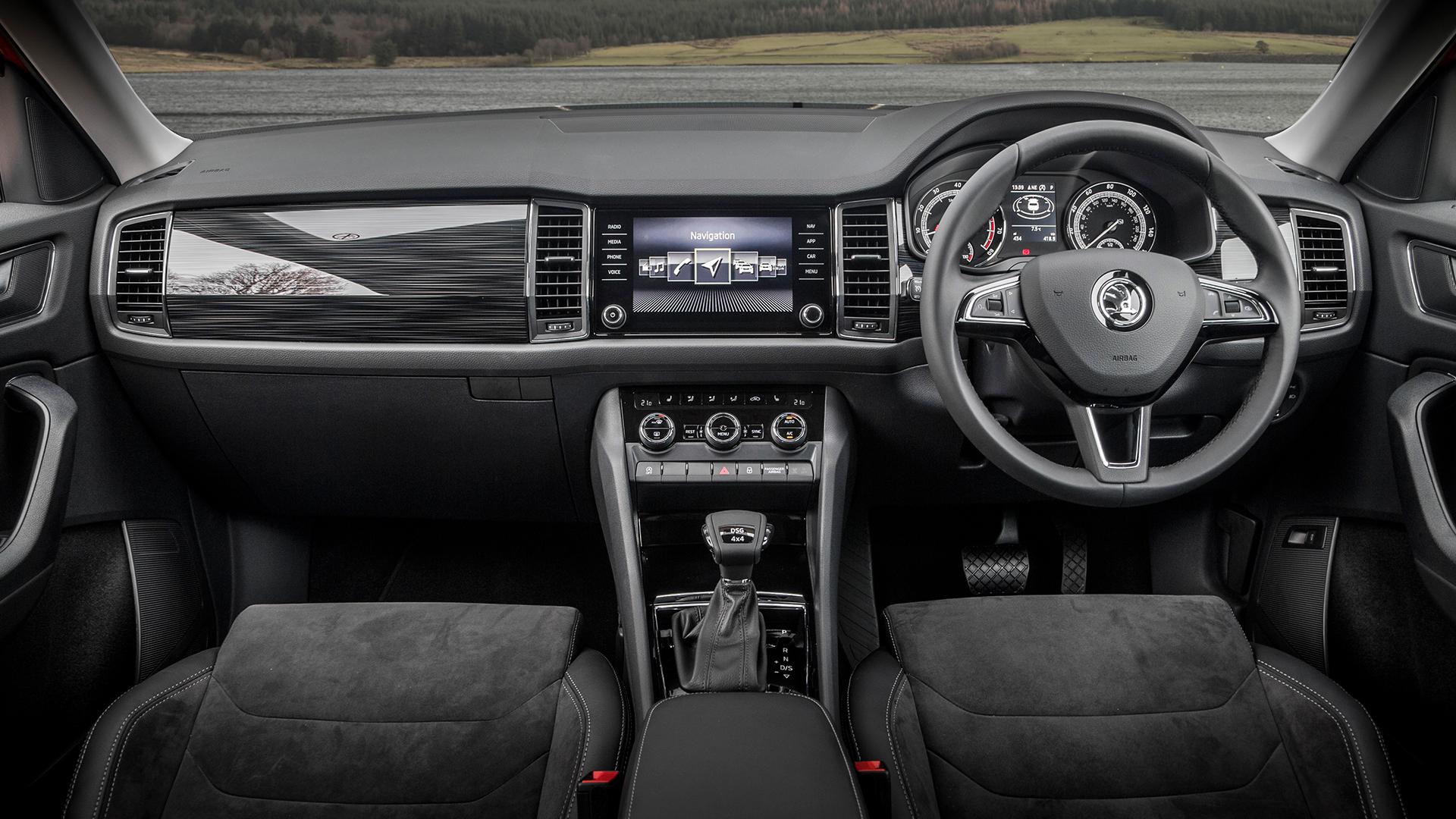 New Used Skoda Kodiaq Cars For Sale Auto Trader