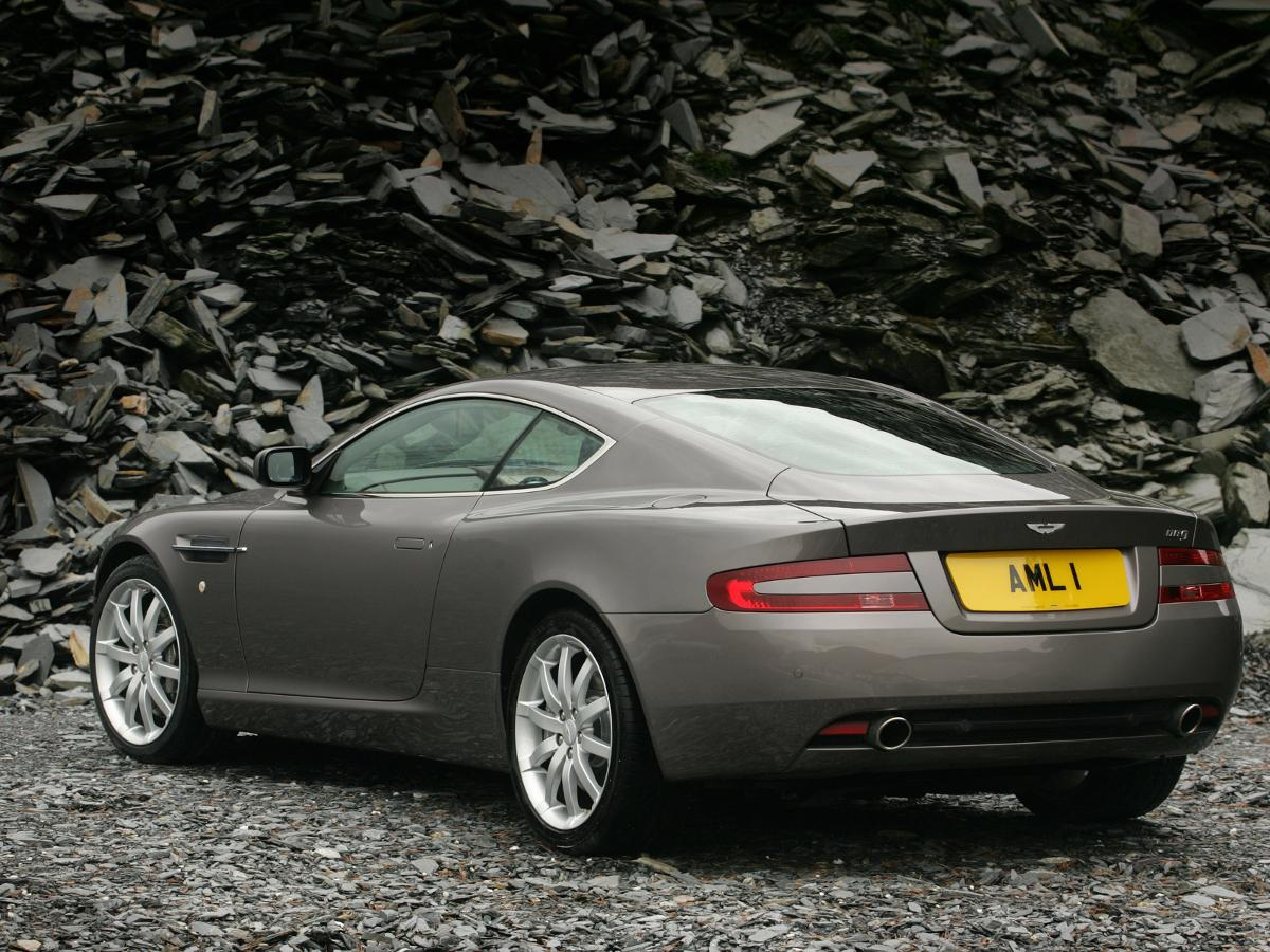 Aston Martin Db9 News Autotrader