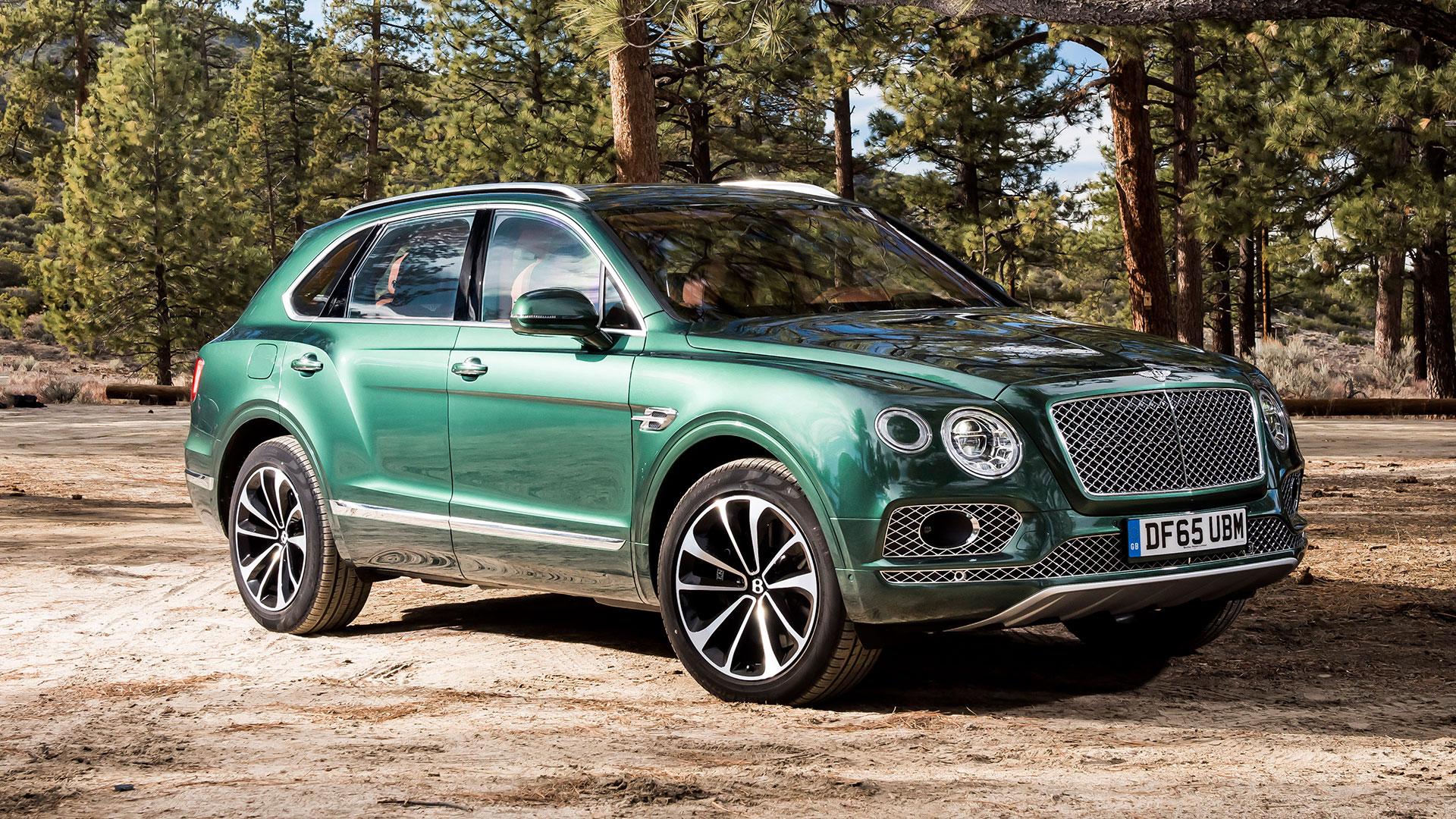 Bentley Bentayga SUV (2016 - ) review | Auto Trader UK