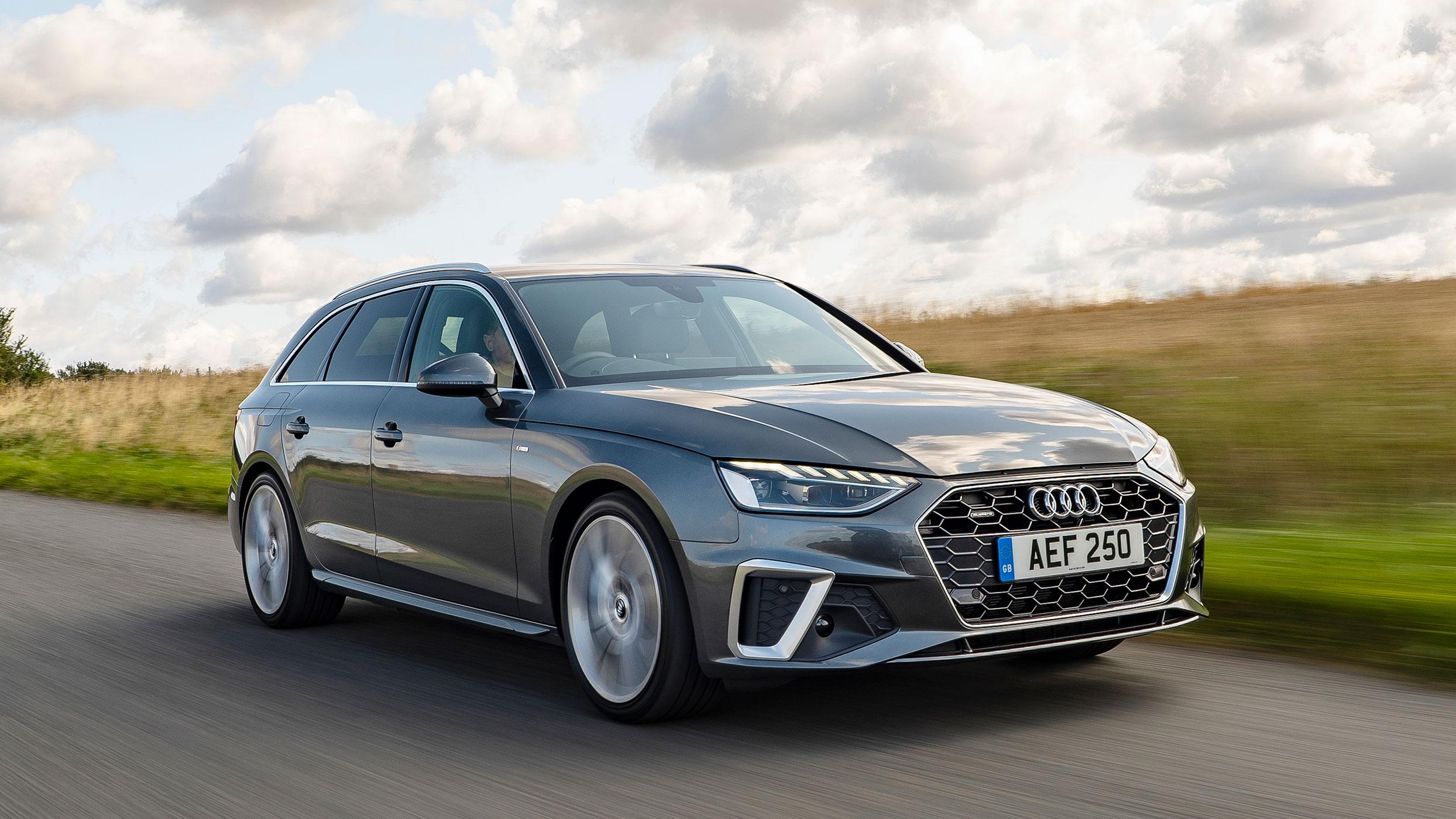 Audi Estate Used Cars For Sale Autotrader Uk