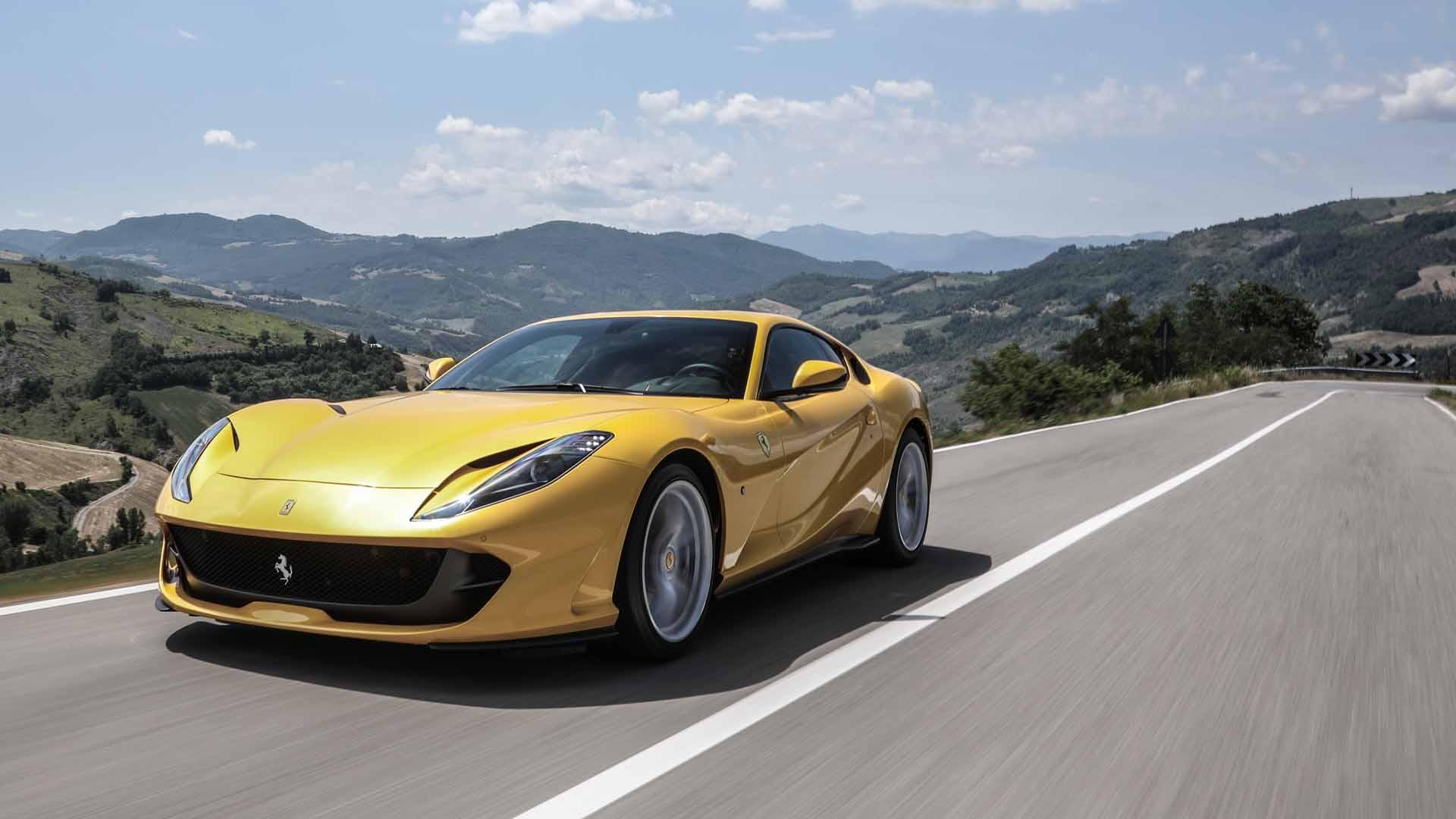 New Used Ferrari 812 Superfast Cars For Sale Autotrader