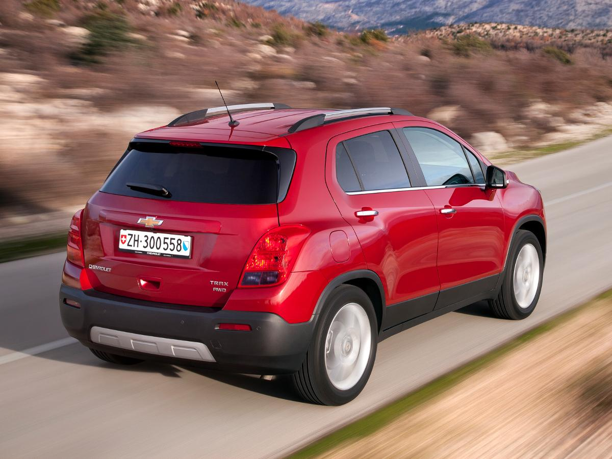 Chevrolet Trax Hatchback 2013 2015 Review Auto Trader Uk