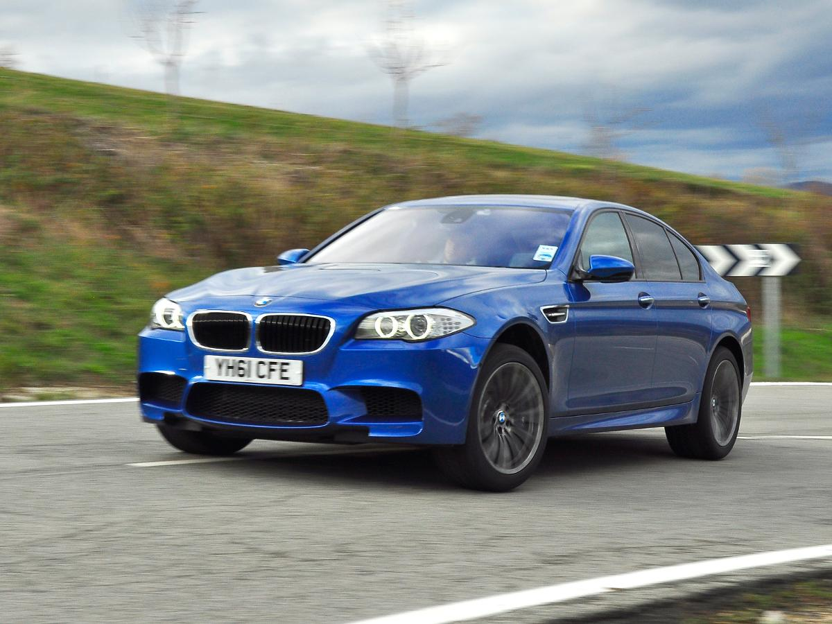 New & used BMW M5 cars for sale