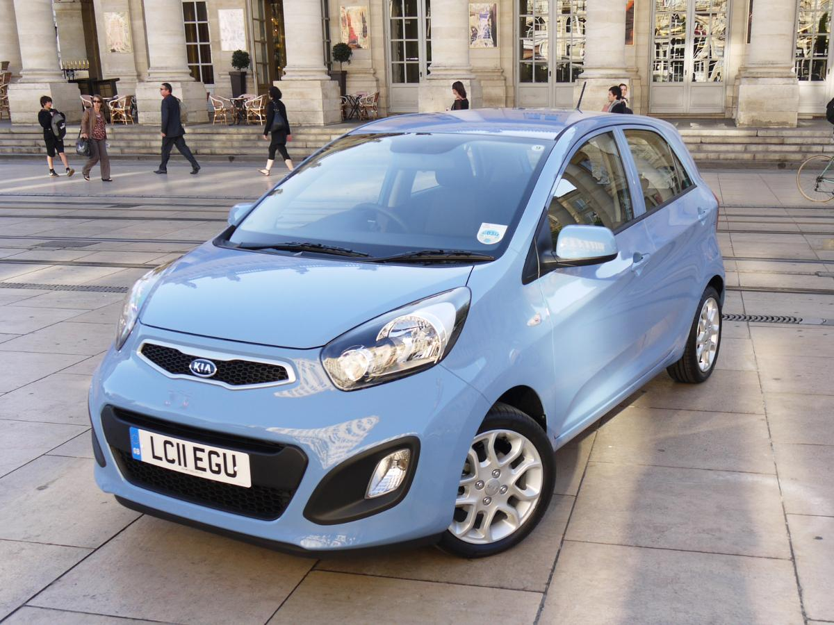 kia picanto hatchback 2011 review auto trader uk. Black Bedroom Furniture Sets. Home Design Ideas