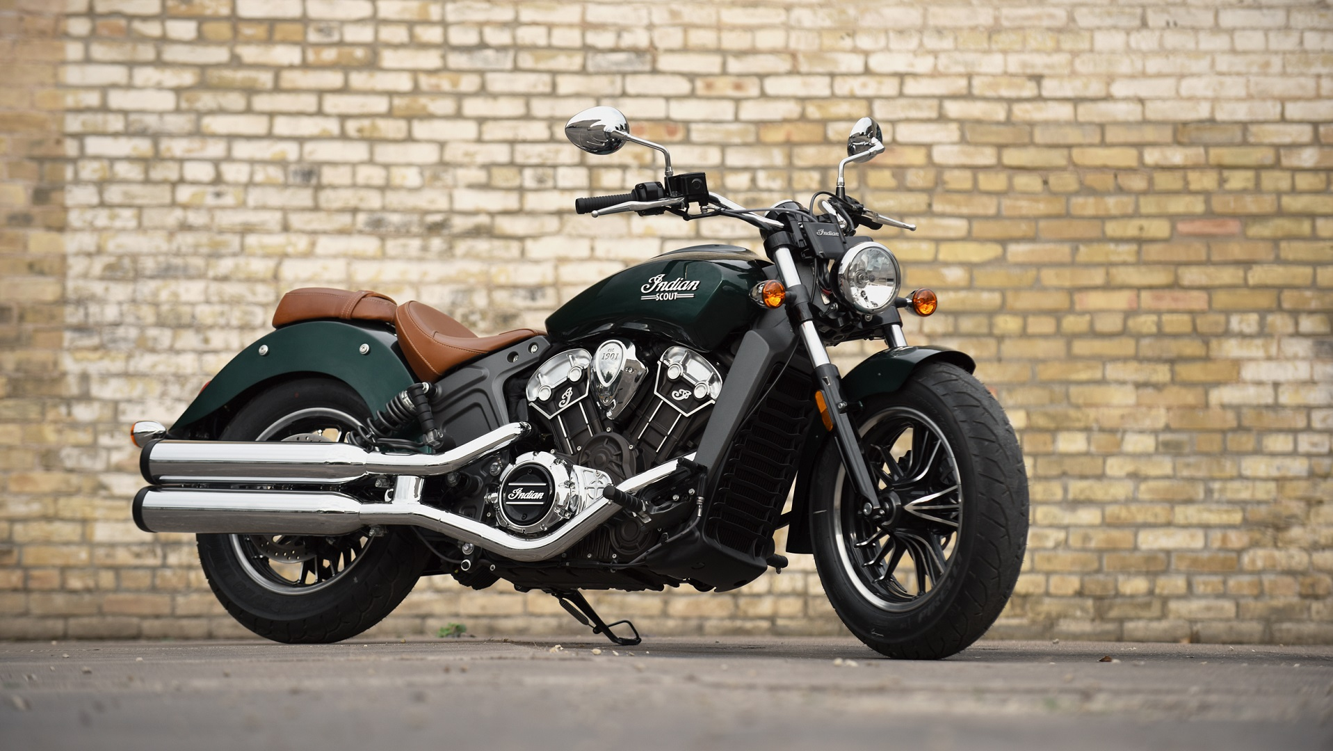 Indian Scout 1200 Custom Cruiser (2017 - ) review | Auto ...