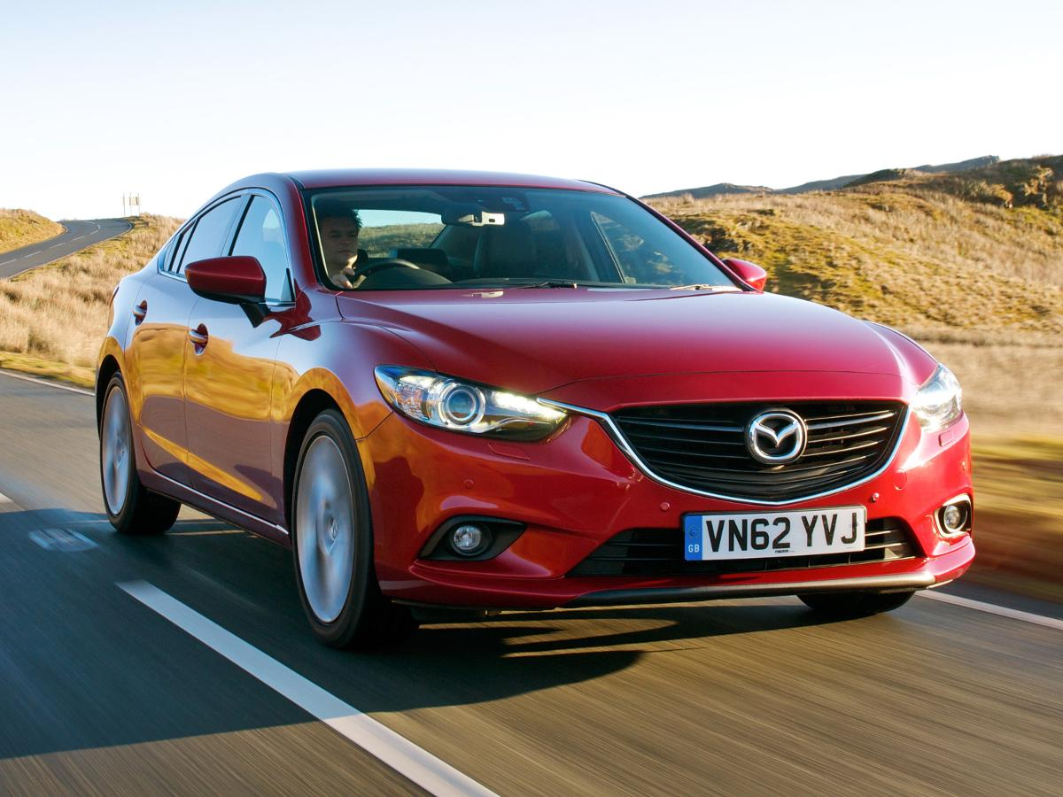 mazda 6 saloon 2013 review auto trader uk. Black Bedroom Furniture Sets. Home Design Ideas