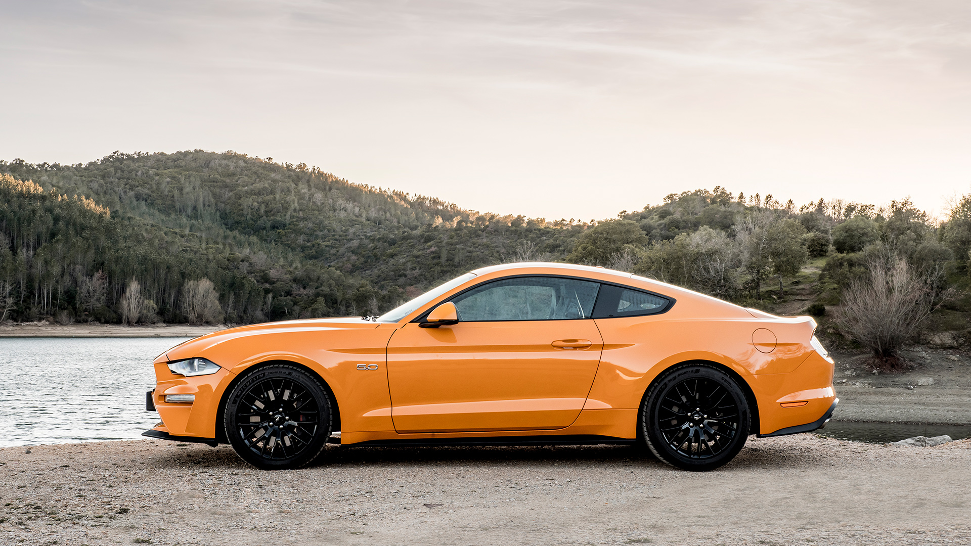 Yellow ford mustang used cars for sale on auto trader uk