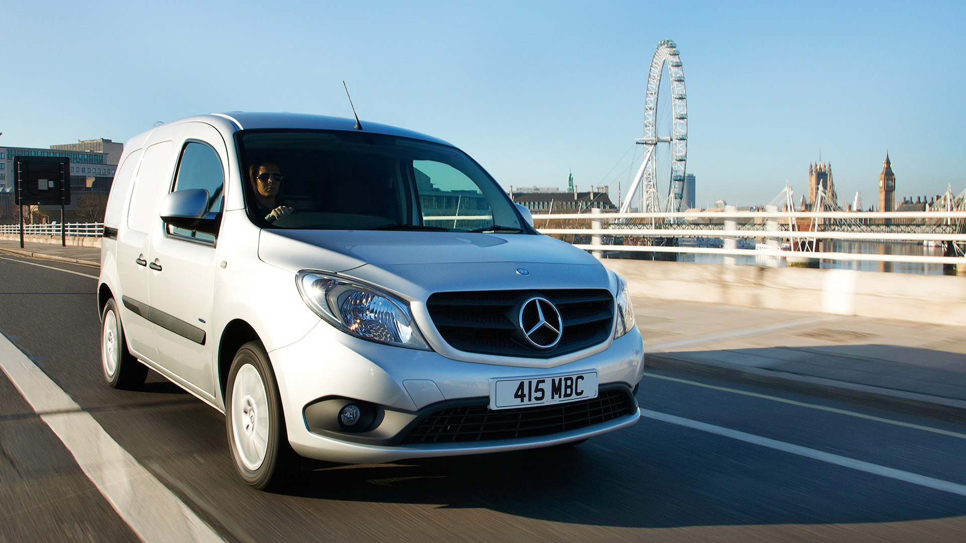Used Mercedes Benz Citan Vans For Sale Autotrader Vans