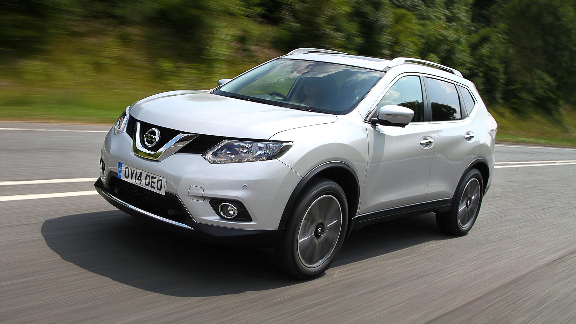 Nissan x trail sale