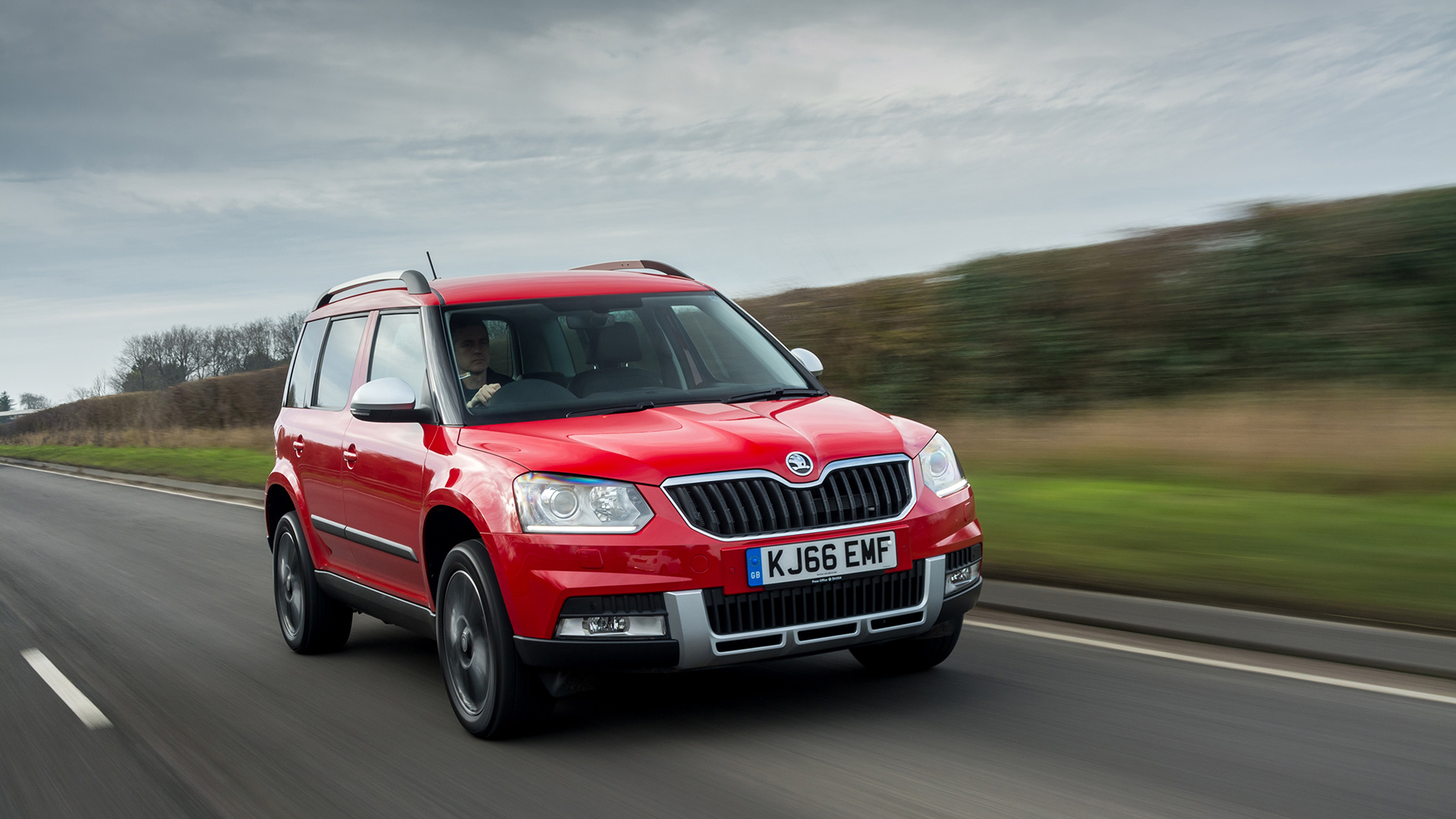 skoda yeti suv 2013 review auto trader uk. Black Bedroom Furniture Sets. Home Design Ideas