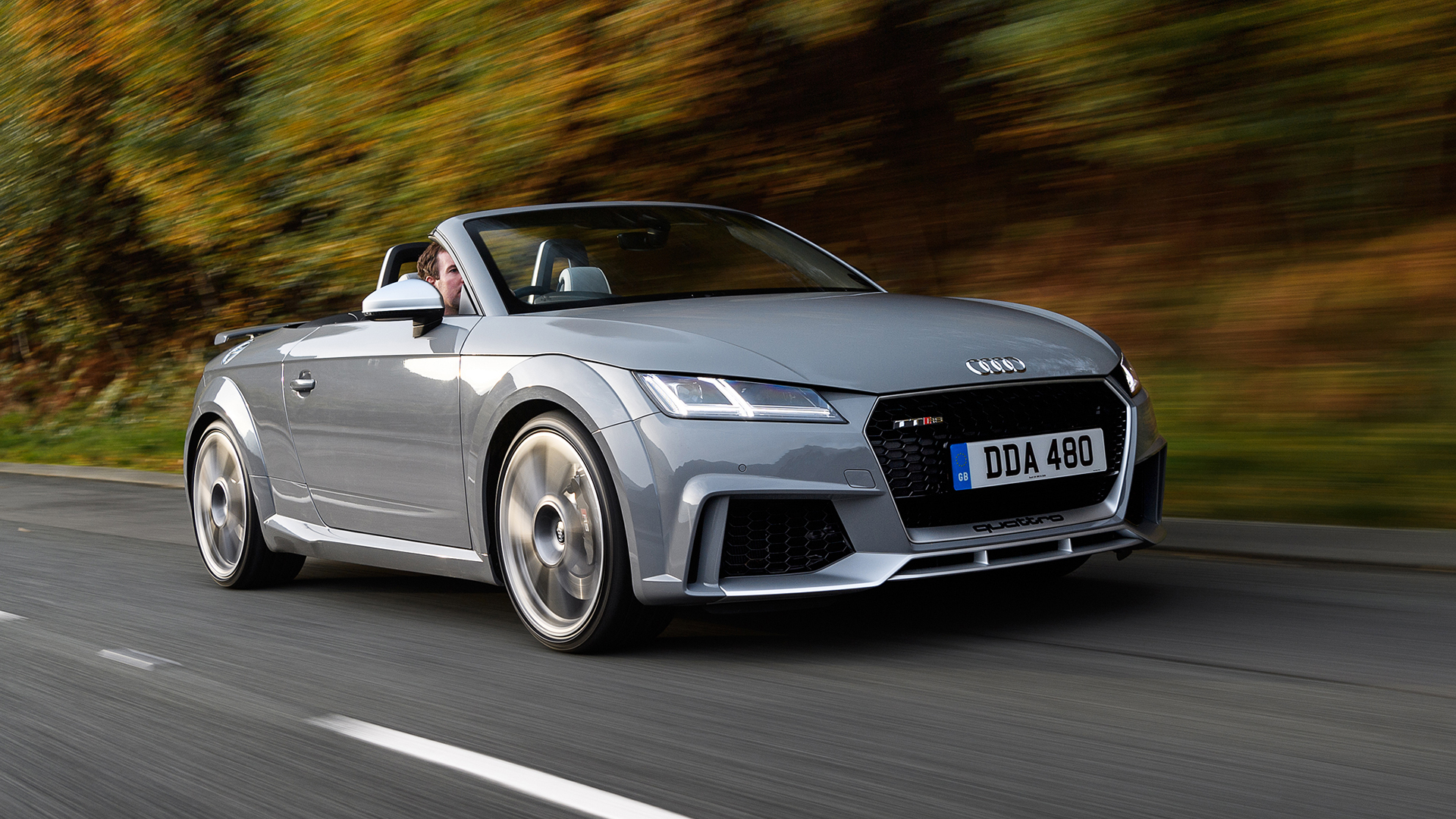 Grey Audi Tt Rs Used Cars For Sale On Auto Trader Uk