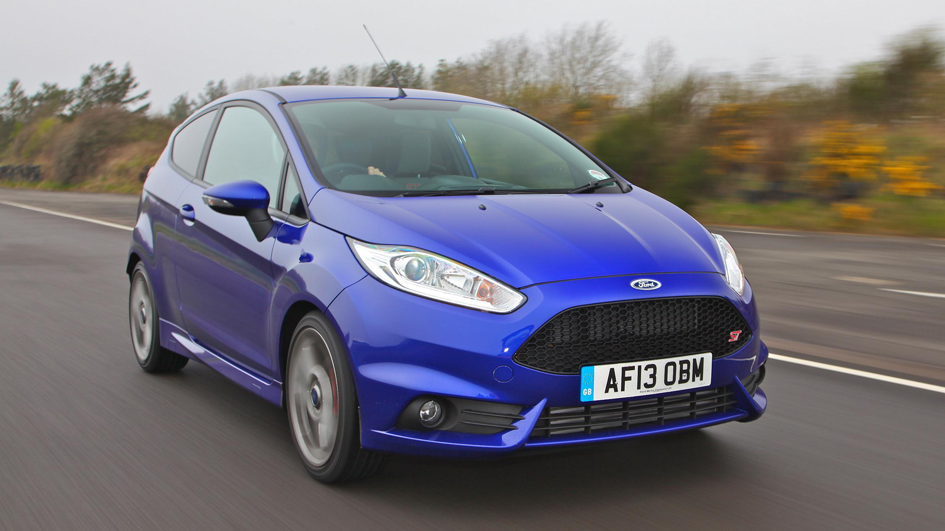 Ford Fiesta ST hatchback (2013 – ) review | Auto Trader UK