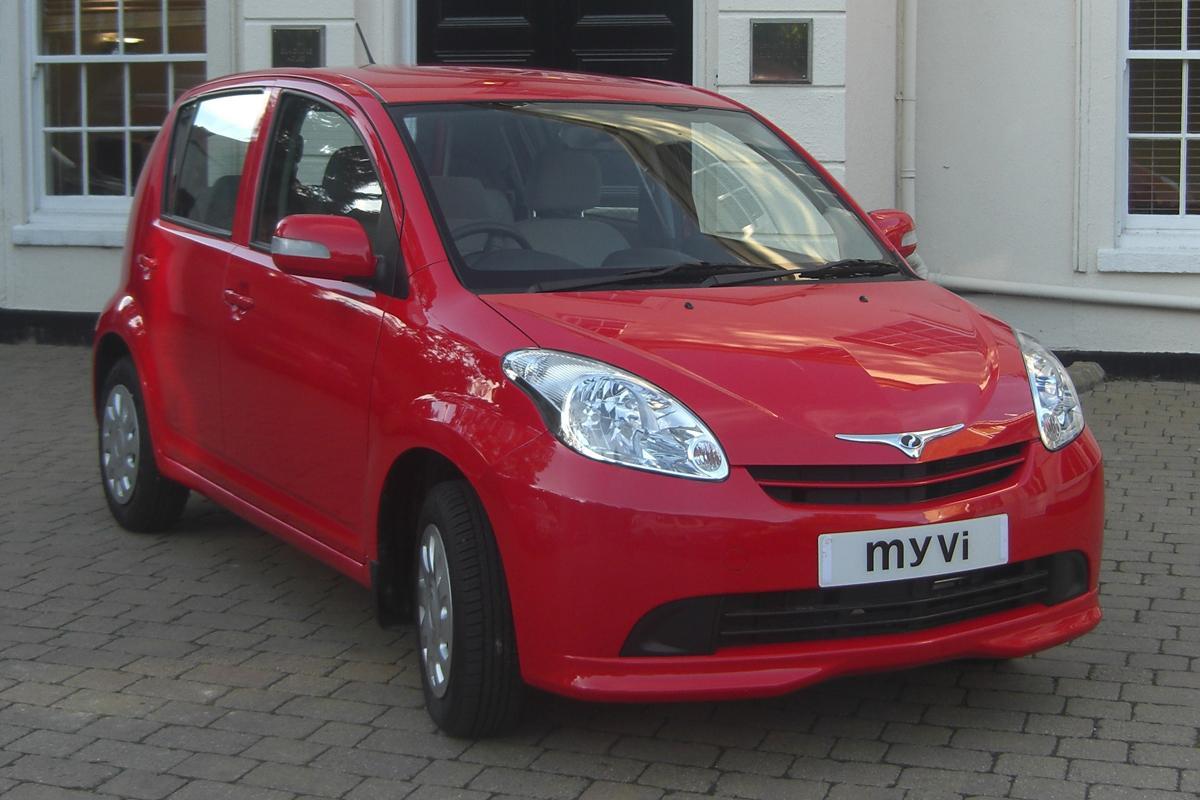 Perodua Myvi Hybrid - Mewarnai y