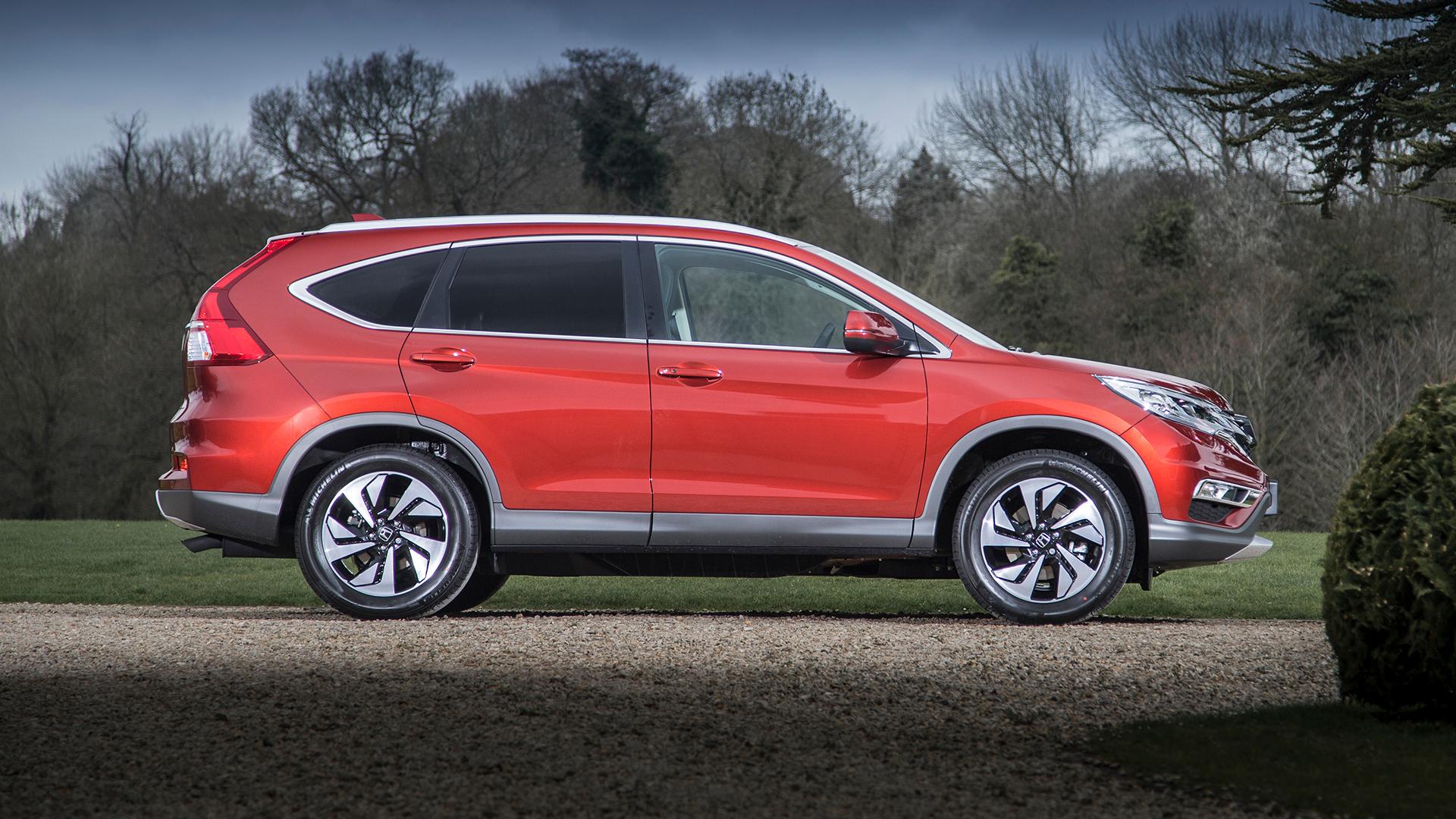 Black Honda CR-V used cars for sale on Auto Trader UK