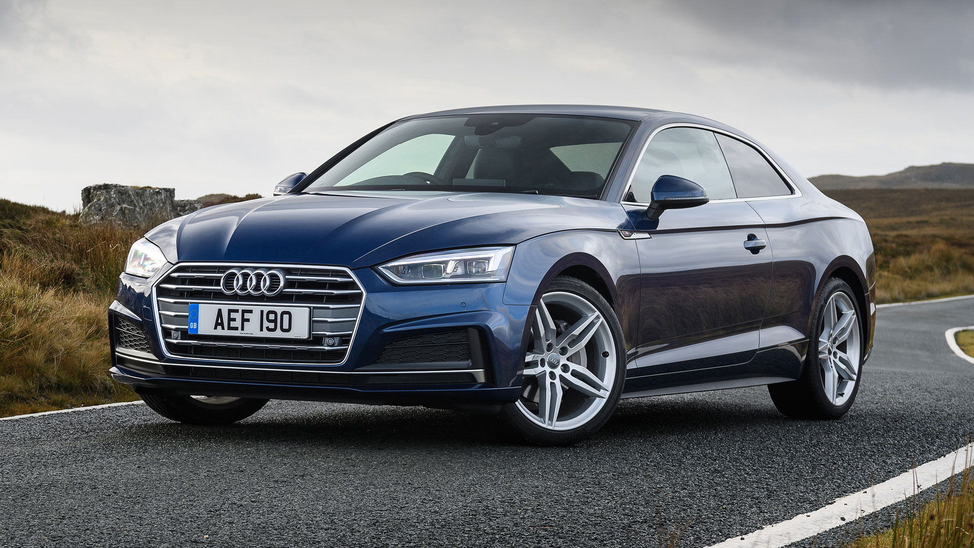 Audi A5 Finance >> Audi A5 Coupe (2016 - ) review | Auto Trader UK