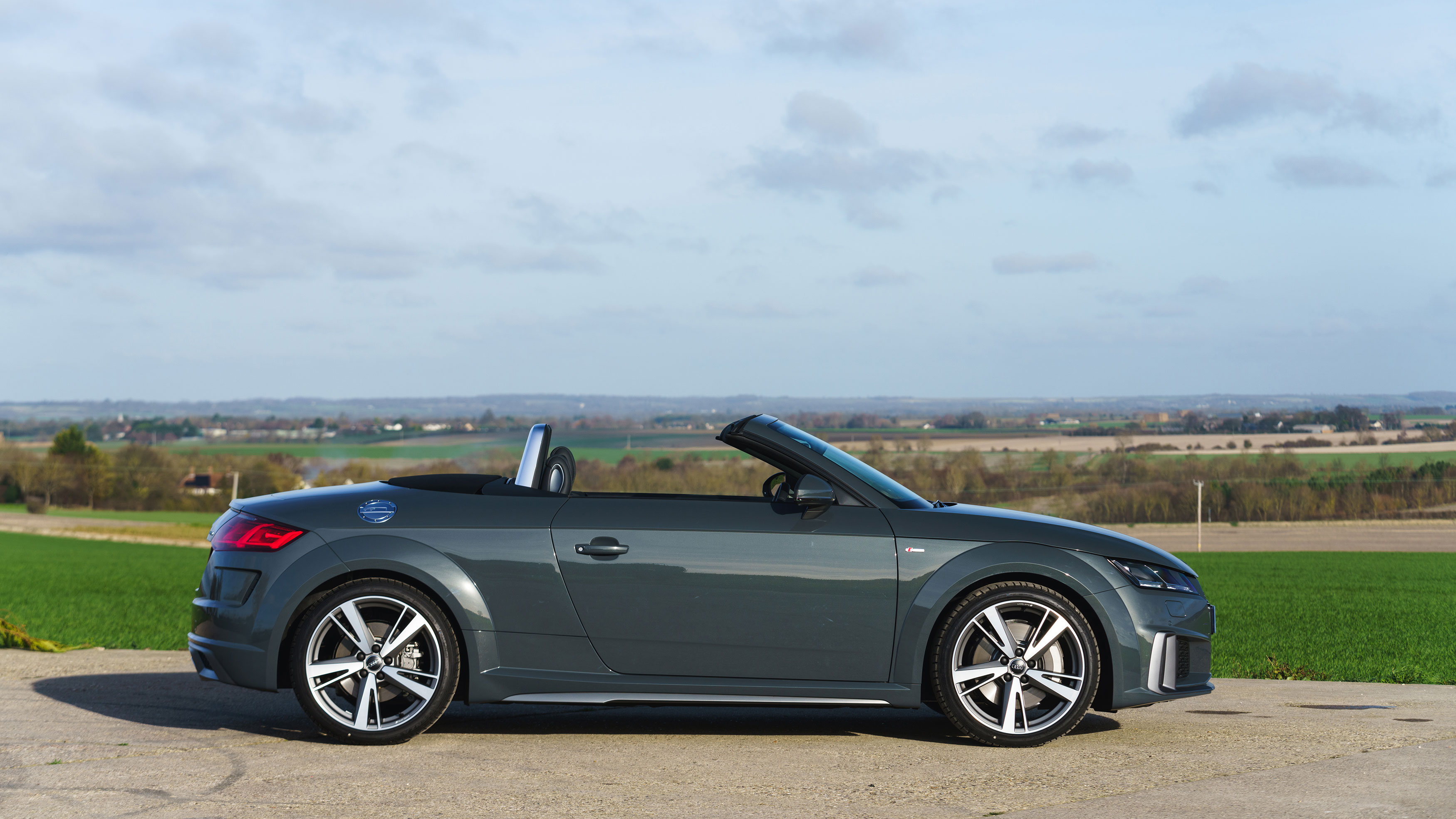Audi Tt For Sale >> New Used Audi Tt Coupes Convertibles For Sale Auto Trader