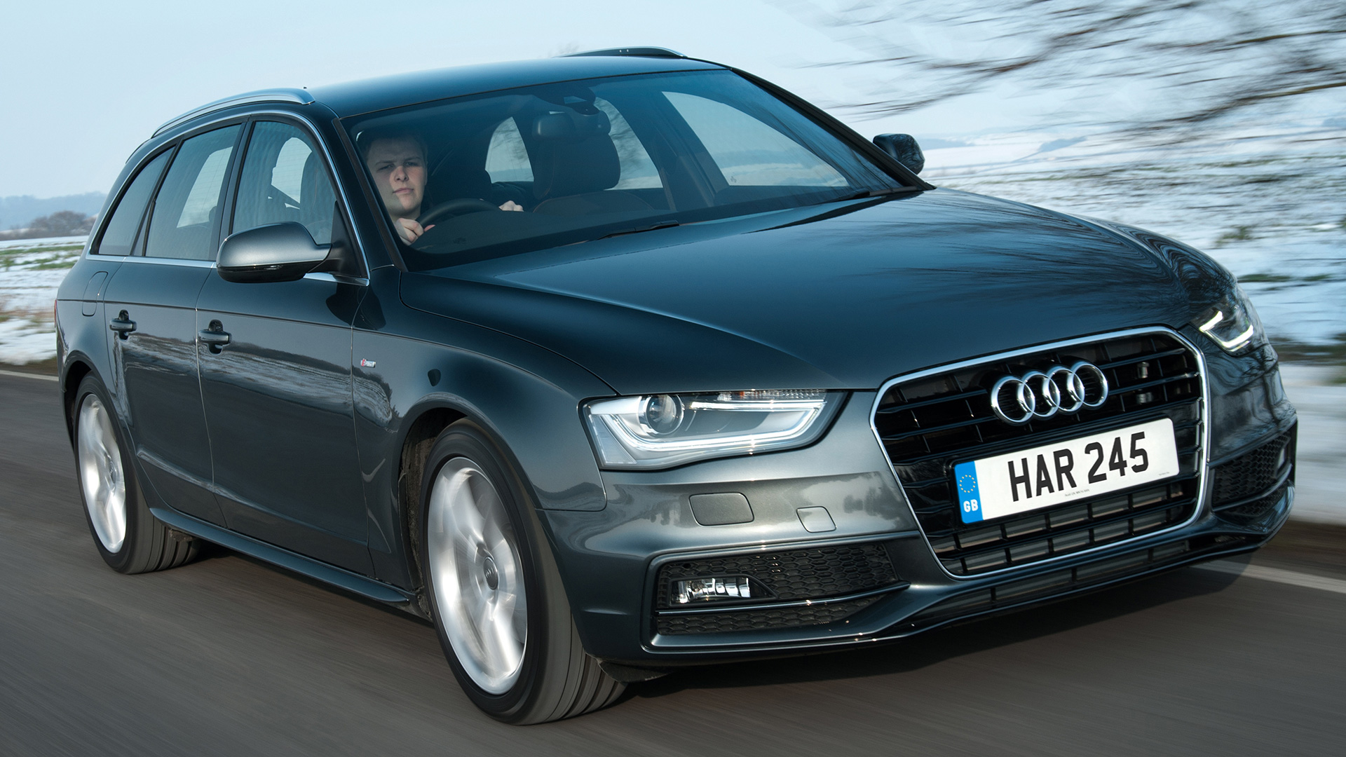New Used Audi A4 Avant Cars For Sale Autotrader