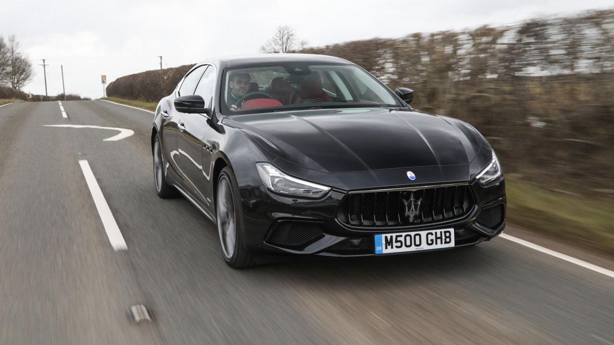 Used Maserati Price >> New Used Maserati Cars For Sale Auto Trader
